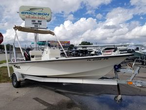 Used Mako 181 Inshore Center Console Fishing Boat For Sale