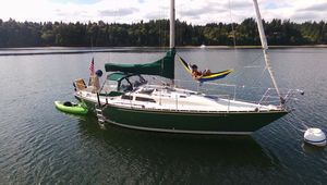 Used C&c 34 Cruiser Sailboat For Sale