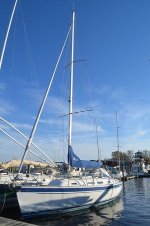 Used Hallberg-Rassy 342 Cruiser Sailboat For Sale