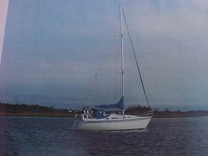 Used Hunter Tall Sloop Sailboat For Sale