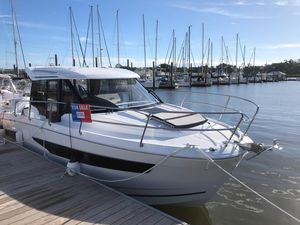 New Jeanneau NC 895 Cruiser Boat For Sale