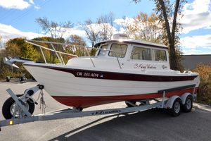 Used C-Dory Venture Cruiser Boat For Sale