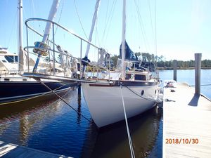 Used Spindrift PH Cutter Cruiser Sailboat For Sale