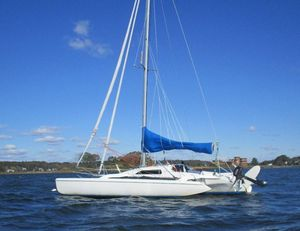 Used Corsair F-24 MK-1 - 113 Trimaran Sailboat For Sale
