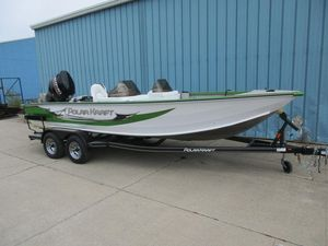 Used Polar Kraft 20102010 Bass Boat For Sale