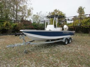 Used Polar Kraft 2010 CC2010 CC Center Console Fishing Boat For Sale