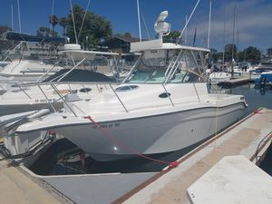 Used Striper 2601 WA Walkaround Sports Fishing Boat For Sale