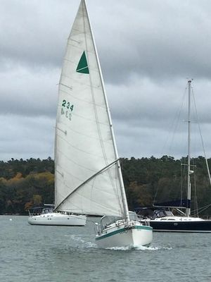 Used Hinterhoeller Nonsuch 26 Ultra Cruiser Sailboat For Sale