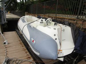 Used Avon Seasport Jet 330 Rib Tender Boat For Sale
