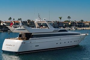 Used Cantieri Di Pisa Akhir 110 Motor Yacht For Sale