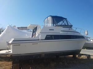 Used Carver 32 Mariner Cruiser Boat For Sale