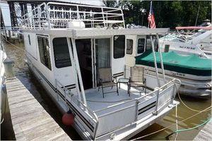 Used Catamaran Cruisers Vagabond House Boat For Sale