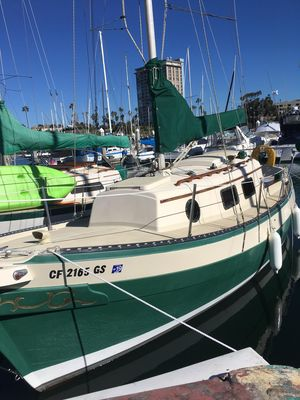 Used Kent Ranger Cruiser Sailboat For Sale