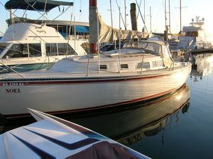 Used Newport MK III Sloop Sailboat For Sale