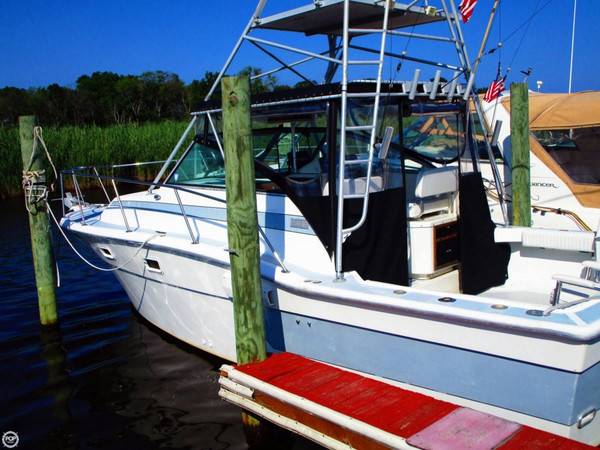 Used Aquasport 29 Walkaround Fishing Boat For Sale