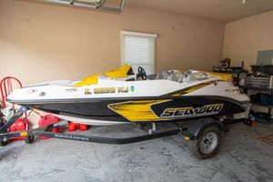 Used Sea-Doo Sport Boats 150 Speedster High Performance Boat For Sale