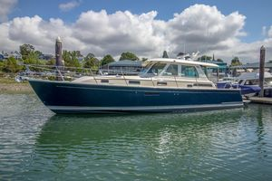 New Sabre 48 Salon Express Downeast Fishing Boat For Sale
