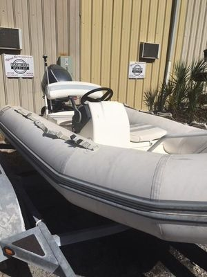 Used Zodiac 380 DL Tender Boat For Sale
