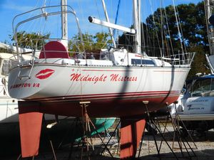 Used C&c 35 MK III Racer and Cruiser Sailboat For Sale
