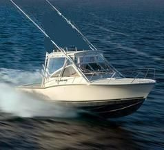Used Carolina Classic 28 Express Fisherman Express Cruiser Boat For Sale
