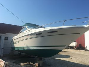 Used Sea Ray Weekender Express Cruiser Boat For Sale