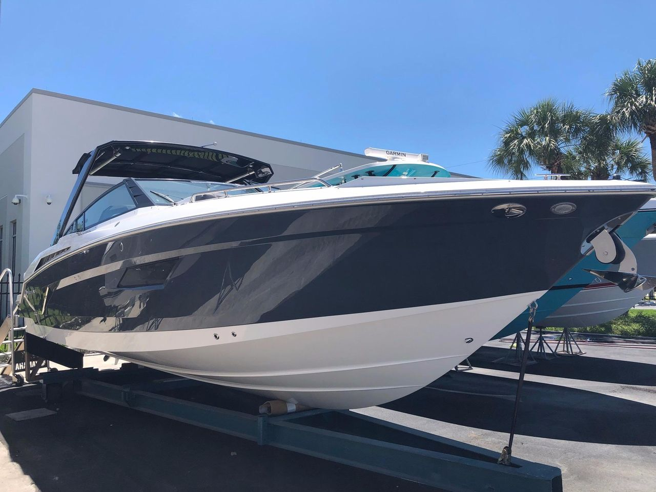 2019 New Cruisers Yachts 338ob Bowrider Boat For Sale Miami Fl
