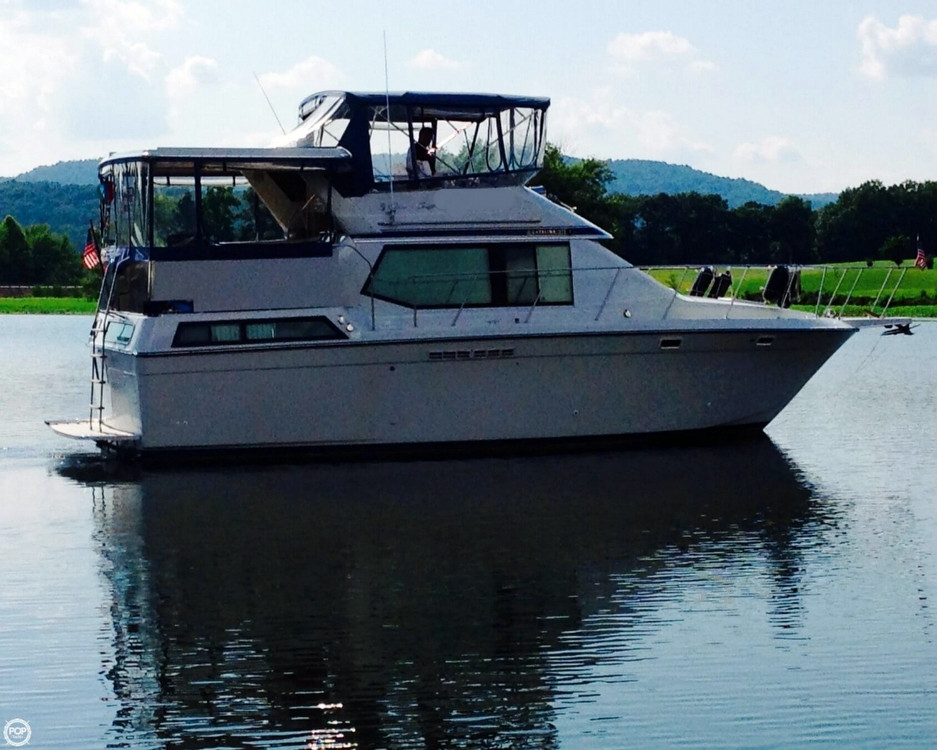 Used Chris-Craft 372 Catalina DC Aft Cabin Boat For Sale