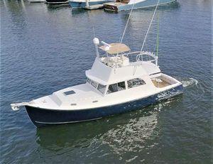 Used Northern Bay Custom Flybridge Cruiser Trawler Boat For Sale
