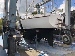 Used Endeavour Plan B Cruiser Sailboat For Sale