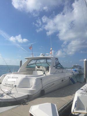 Used Sea Ray 460 Sundancer Swim Platform Super Clean! Motor Yacht For Sale
