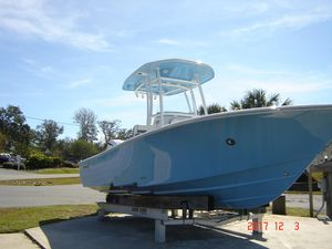 New Tidewater 2500 Center Console Fishing Boat For Sale