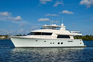 Used Pacific Mariner Motor Yacht Raised Pilothouse Motor Yacht For Sale
