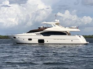 Used Ferretti Yachts Motor Yacht Flybridge Motor Yacht For Sale