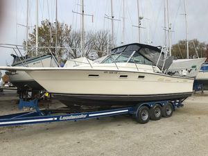 Used Tiara 2700 Open Express Cruiser Boat For Sale