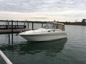 Used Sea Ray 270 Sundancer Sports Cruiser Boat For Sale