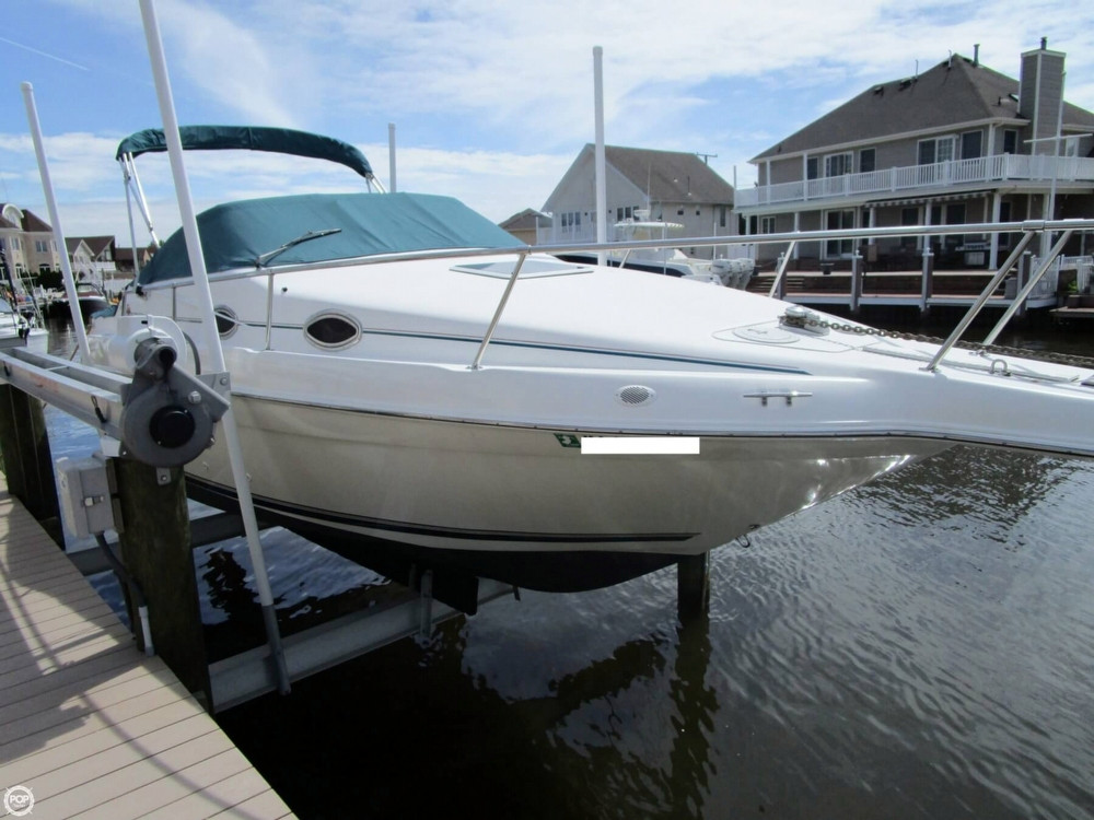 Used Sea Ray 250 Sundancer Express Cruiser Boat For Sale