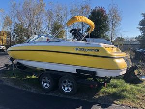 Used Bryant 214br Bowrider Boat For Sale