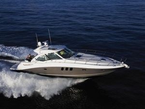 Used Sea Ray 48 Sundancer Sports Cruiser Boat For Sale