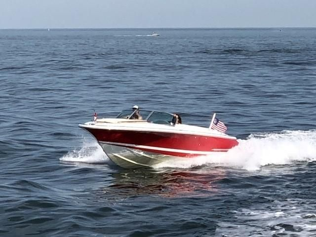 2003 Used Chris-Craft Corsair 25 Sports Cruiser Boat For