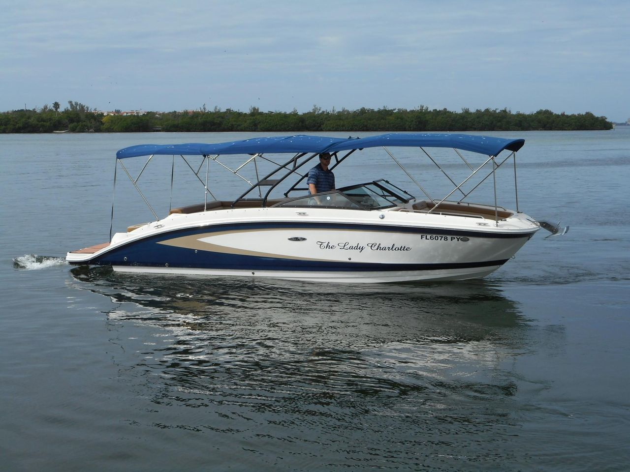 2015 Used Sea Ray 270 Sundeck Bowrider Boat For Sale - $62,500