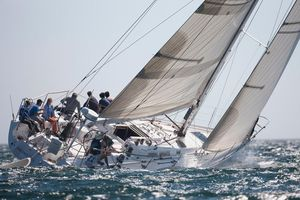 Used Tripp 55 Custom Racer and Cruiser Sailboat For Sale