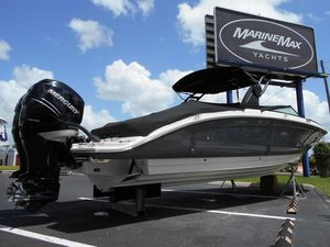 Used Sea Ray SDX 290 Outboard Bowrider Boat For Sale