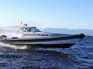 Used Protector Tauranga Express Cruiser Boat For Sale
