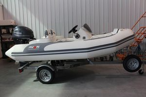 New Avon Seasport 360 DL NEO 40HP ON Order Rigid Sports Inflatable Boat For Sale