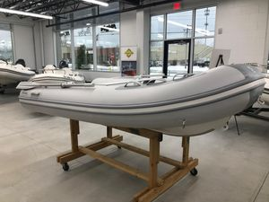 New Zodiac Cadet 270 Rib UL Aluminum PVC Tender Boat For Sale