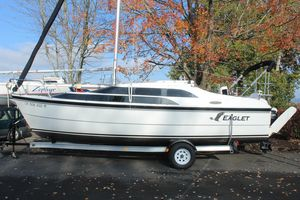 Used Macgregor 26M Powersailer Cruiser Sailboat For Sale