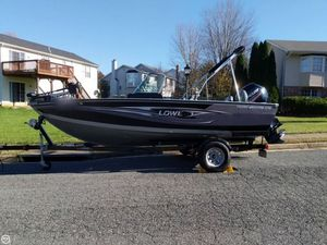 Used Lowe Fishing Machine 1710 Bass Boat For Sale