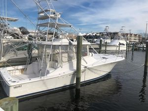 Used Luhrs 38 Open Express Cruiser Boat For Sale