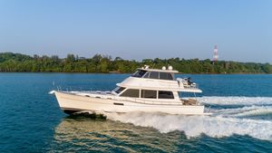 New Grand Banks GB60 Skylounge Motor Yacht For Sale