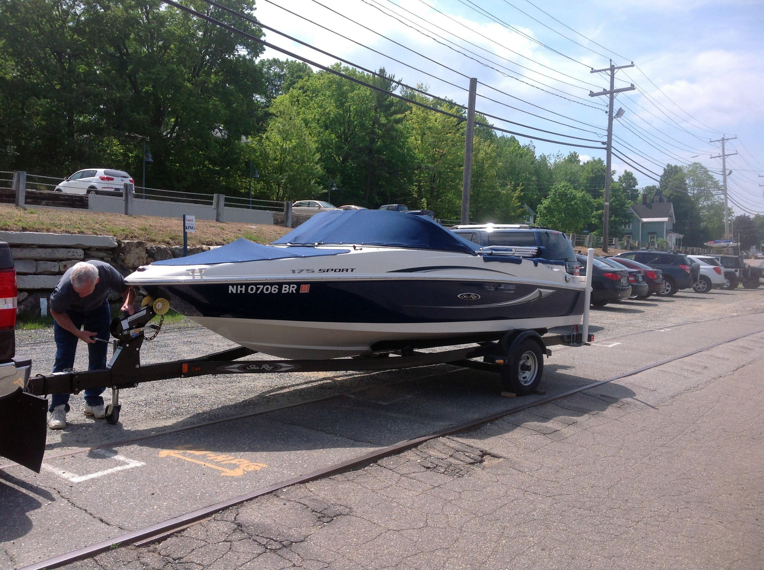 Used Sea Ray 175 Sport 11525 Runabout Boat For Sale